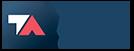 """ФНК """"TaxAdviser QZ"""" Logo"""
